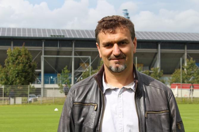 Goran Vucic (Quelle: FC Hansa Rostock)